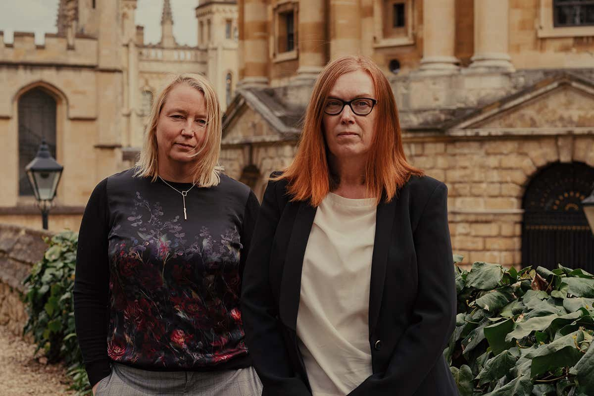 Interview: The women behind the Oxford/AstraZeneca covid-19 vaccine