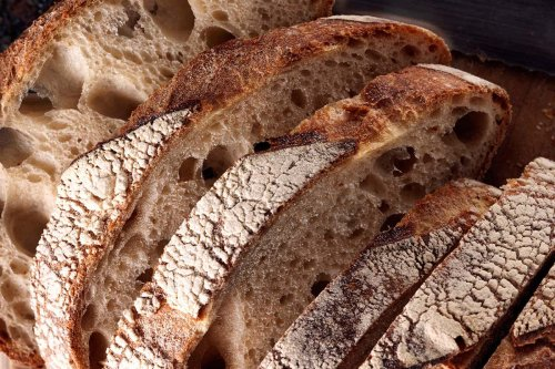 Why does sourdough bread from California taste different to UK loaves?