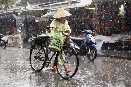 Meteorologists can predict strength of Asian monsoon a year in advance