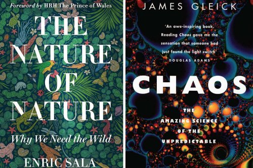 10 of the best popular science books as chosen by authors and writers