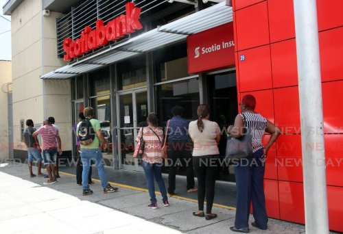 Scotiabank: Health benefits for same-sex partners part of inclusive policy - Trinidad and Tobago Newsday