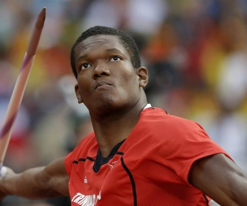 Keshorn Walcott captures silver with season best throw in Finland - Trinidad and Tobago Newsday