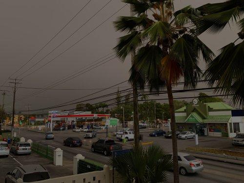 Day turns to night as ash falls on Barbados - Trinidad and Tobago Newsday