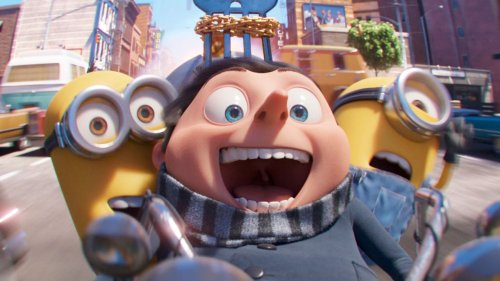 Watch the trailers for upcoming movies for kids and families