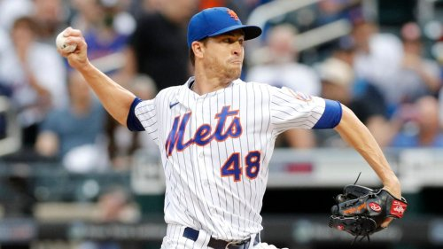 Will deGrom, Walker and Stroman handle increased workload?