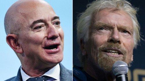 Planet burns while billionaires soar