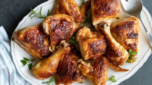 This apricot chicken recipe will please a crowd