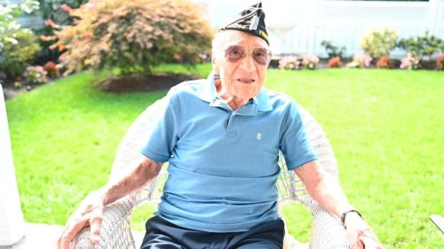 Nine WWII heroes, ready to soar, share their stories of service