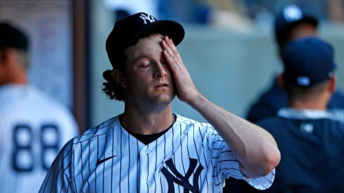 Cole pounded as Yankees routed by Cleveland for second straight day