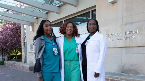 Meet 4 mom-daughter duos working on the front lines