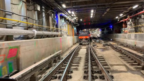 LIRR labor leaders fault MTA plan for operation of East Side Access