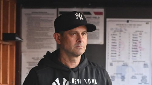 Cashman: Yanks' uneven play brings 'scrutiny' to Aaron Boone