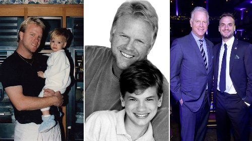 Boomer and Gunnar Esiason's long journey with cystic fibrosis continues
