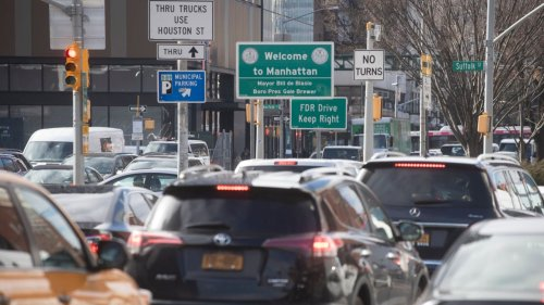 Move ahead on NYC tolling plan