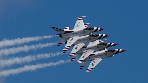 Parking passes for Bethpage Air Show go on sale Monday, Cuomo says
