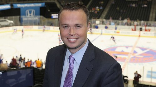 Isles play-by-play voice Brendan Burke to call Game 5 for NBCSN