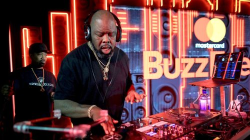 Two turntables and a microphone made Biz Markie a legend