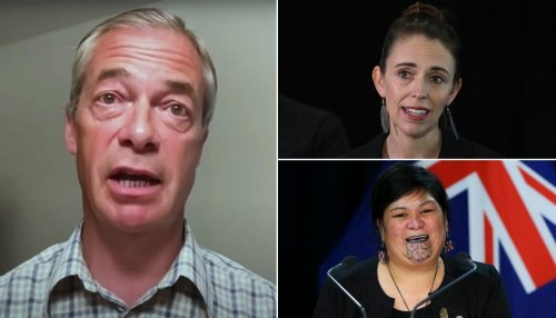Nigel Farage claims New Zealand launching alliance with China, leaving Five Eyes, despite Jacinda Ardern, Nanaia Mahuta saying otherwise
