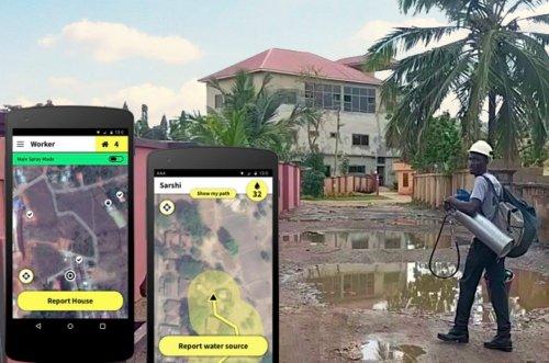Startup using AI to eliminate Malaria receives innovation prize