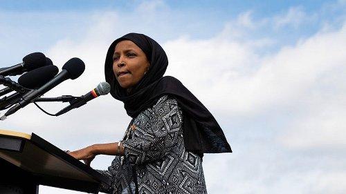 Omar slammed for remarks equating Israel and US to Hamas and Taliban