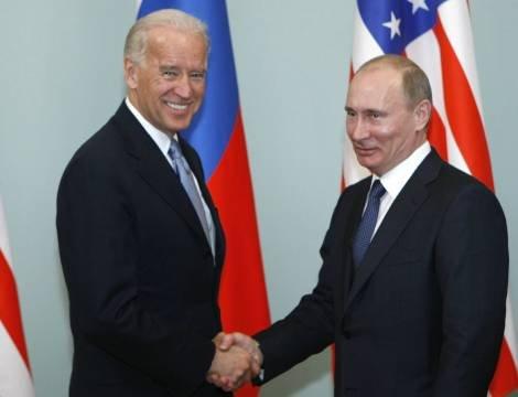 How Putin's History of Drubbing Biden Empowers Him Today