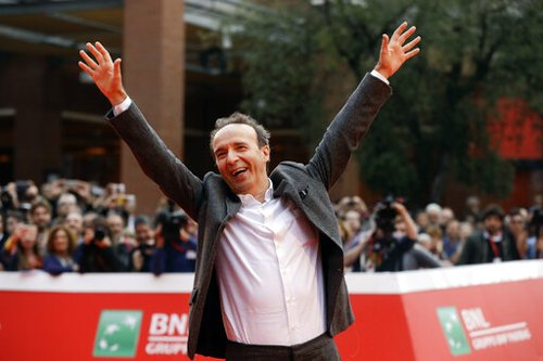 Venice Film Gives Lifetime Achievement to Roberto Benigni