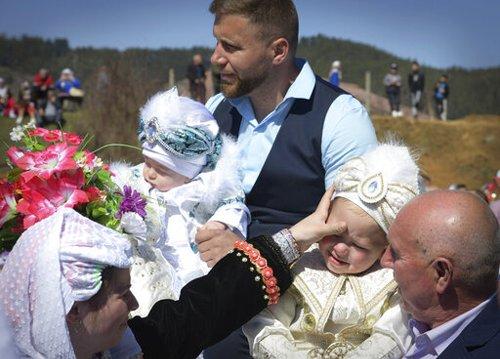 Bulgarian Muslims Hold Circumcision Festival Despite Virus