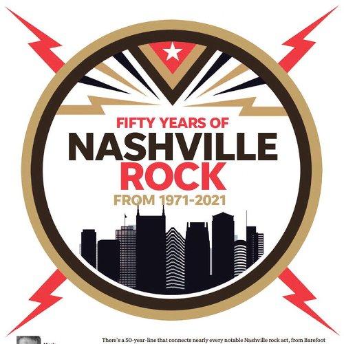 NASHVILLE  ROCK - Tennessean