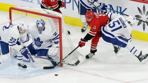 Hurricanes finally got the goalie they wanted — 11 years later
