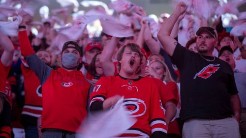 How many national TV games will the Carolina Hurricanes have? Here's the list