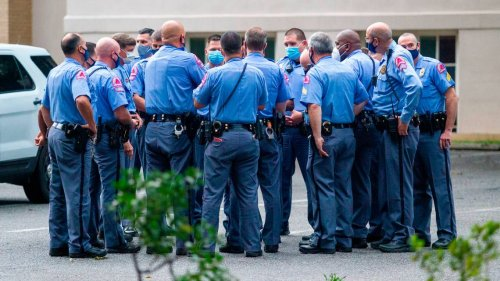 Over 70% of Raleigh's full-time workers are vaccinated. Where police and fire stand.