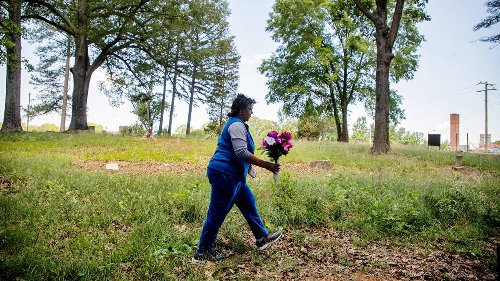 Will historic designation protect this Black cemetery from Beltline construction?