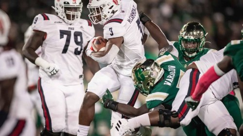 The Charlotte 49ers got blown out at home. What's next as the football team regroups?