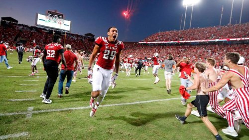 In just 7 days, football fortunes flip for UNC and NC State. Up is down. Right is left.