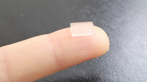Is this the future of vaccines? UNC researchers create 3D printed vaccine patches