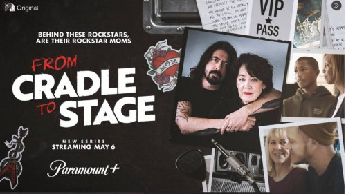 What to Watch on Thursday: Dave Grohl's 'Cradle to Stage' series streams today