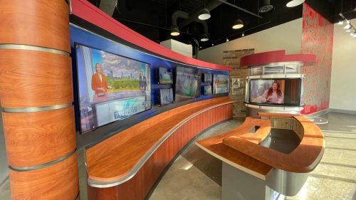 WRAL's new Durham newsroom is a more engaging presence for downtown visitors