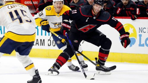 How much does Stanley Cup playoff experience matter for the Carolina Hurricanes?