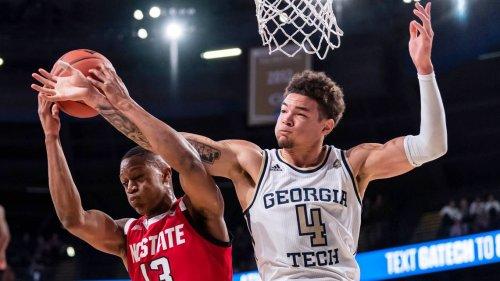 Triple trouble. James Banks and Georgia Tech edge NC State. Again.