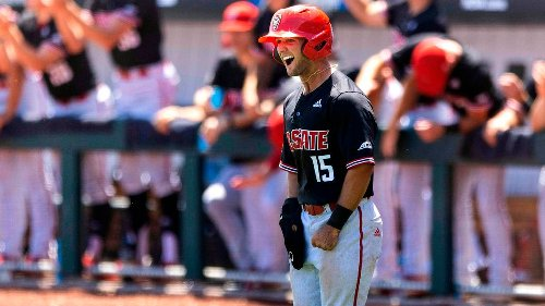 Butler does it for Wolfpack: NC State tops Stanford in College World Series