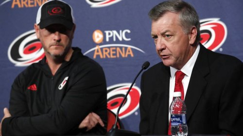 Here are the Hurricanes' 13 draft picks selected in this weekend's NHL Entry Draft