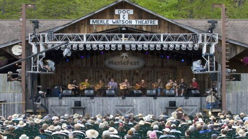 The twang is back! Beloved music festival Merlefest returns for 2021 with new dates.