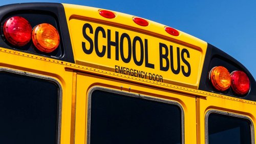 Driver in 100-mph chase slams into school bus with 50 kids on board, NC cops say