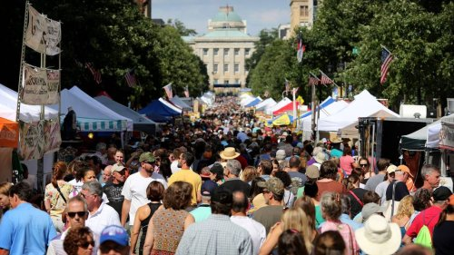 IBMA World of Bluegrass contract ends this year. Raleigh wants it here a few more years