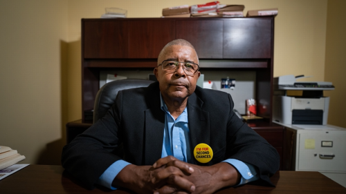 Meet the leader of a quest to help thousands in NC regain the right to vote