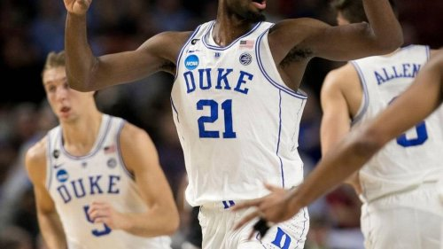 Amile Jefferson's Duke 'story' has a new chapter