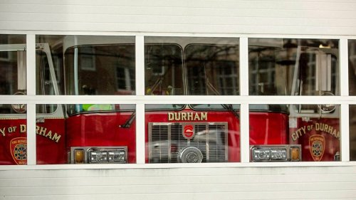 Durham gas leak shuts down street, forces evacuation of homes and gas station