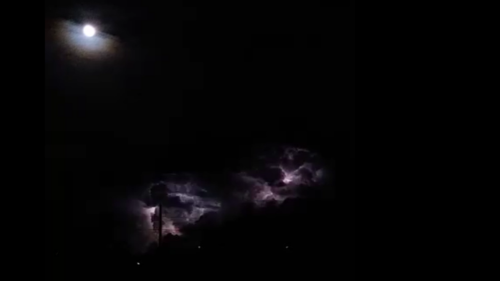 Strange lightning seen off Outer Banks likened to UFO invasion in 'War of the Worlds'
