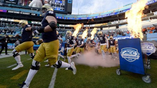 Notre Dame staying one step ahead of the ACC as the SEC shakes up college football
