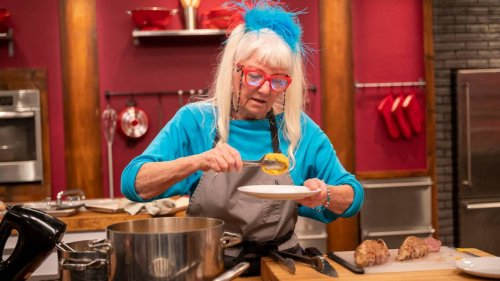 Still 'afraid of fire and sharp things,' NC woman returns to 'Worst Cooks' show